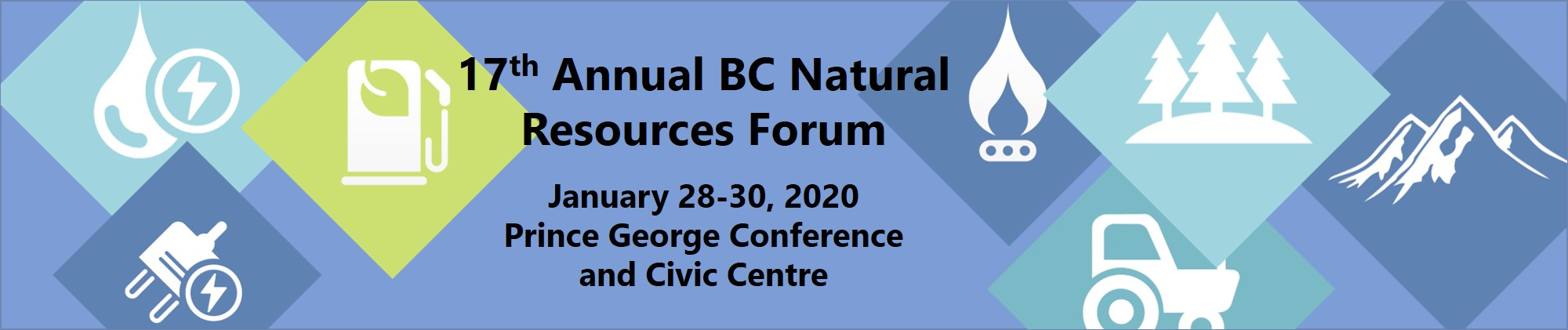 17th Annual BC Natural Resources Forum Event Image